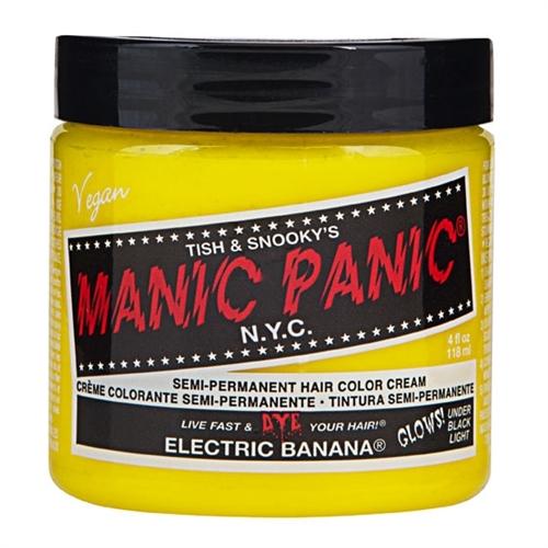 Manic Panic - Electric Banana, Haartönung