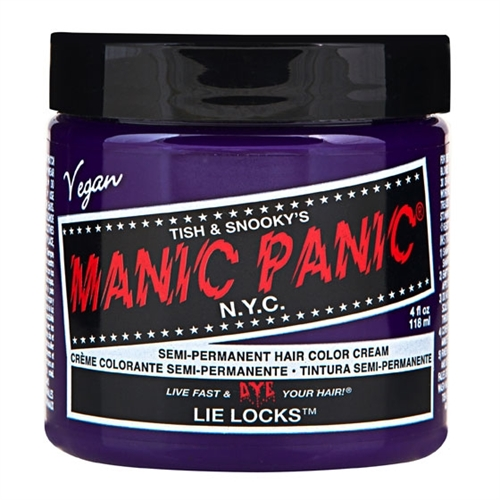 Manic Panic - Lie Locks, Haartönung
