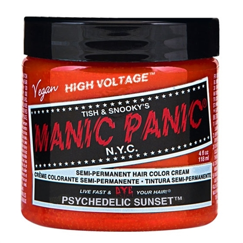 Manic Panic - Psychedelic Sunset, Haartönung