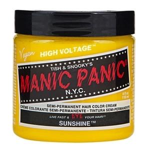 Manic Panic - Sunshine, Haartönung