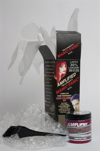 Manic Panic - Amplified Kit - Vampire Red