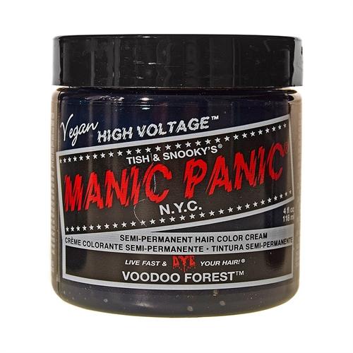 Manic Panic - Voodoo Forest, Haartönung