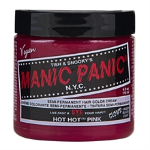 Manic Panic - Hot Hot Pink, Haartönung