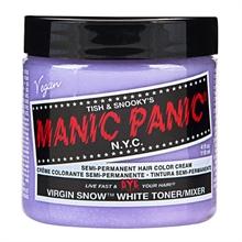 Manic Panic - Virgin Snow, Haartönung