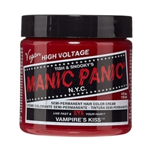 Manic Panic - Vampire Kiss, Haartönung